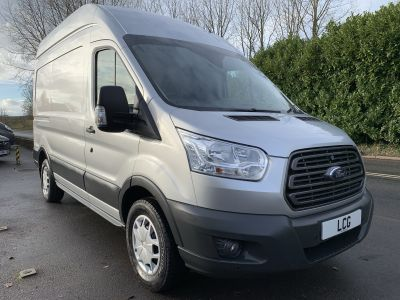 Used Ford Transit 350 L1 H3 (With Tail Lift) Panel Van Vans
