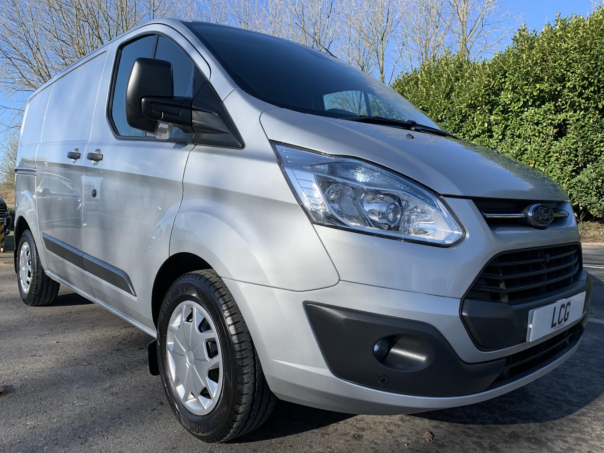 Used Ford Transit Custom L1H1 330 155bhp Panel Van van for sale in Exeter, Devon