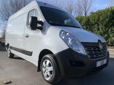 Used Renault Master MM35 145 Business+ Energy Panel Van Vans