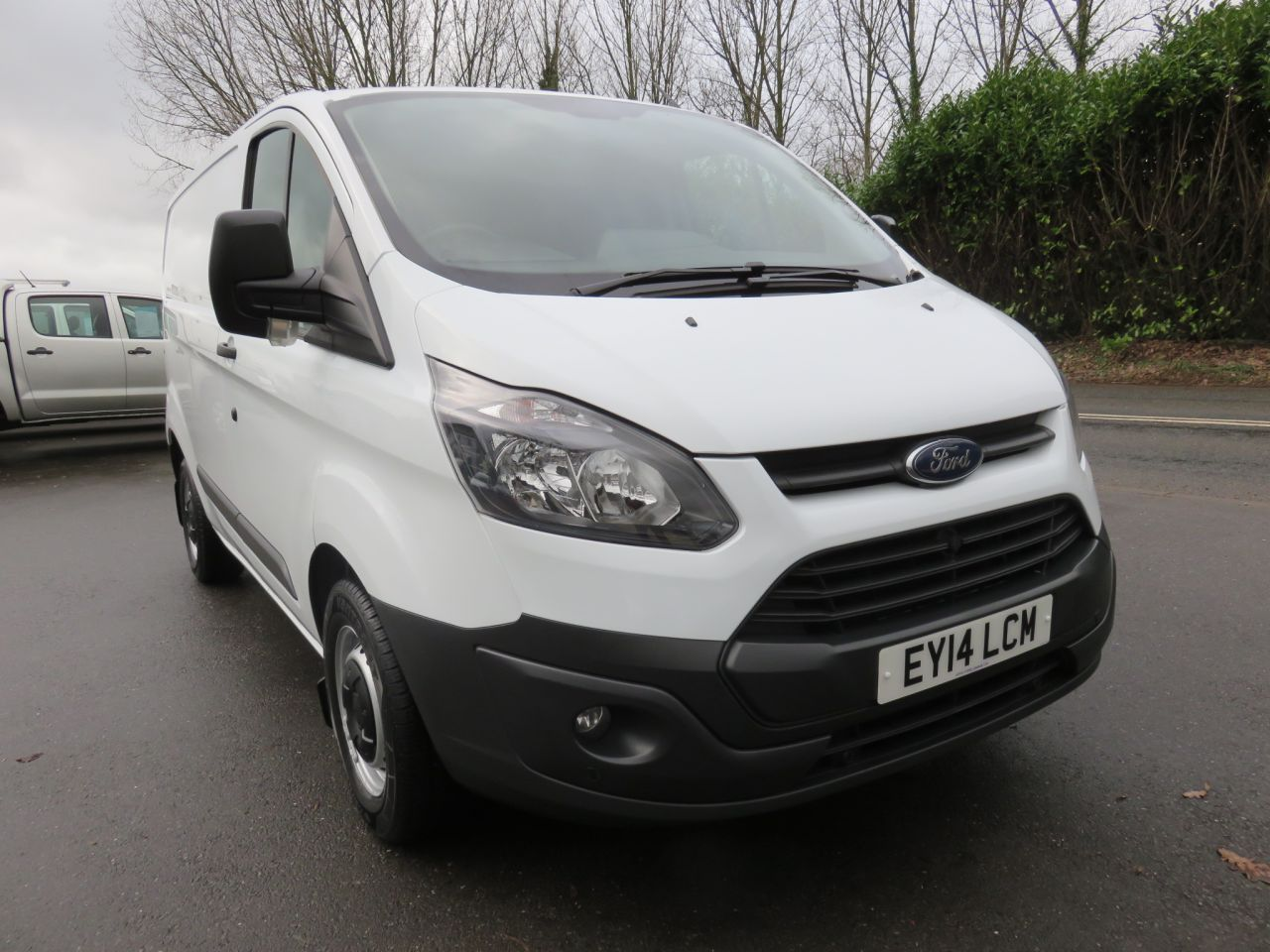 Used Ford Transit 2.2 TDCi 100ps Low Roof D/Cab Van Panel Van van for sale in Exeter, Devon