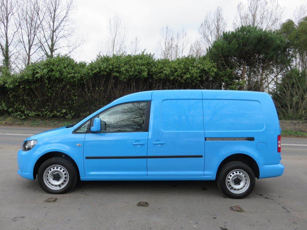 Used Volkswagen Caddy Maxi For Sale In Exeter Devon