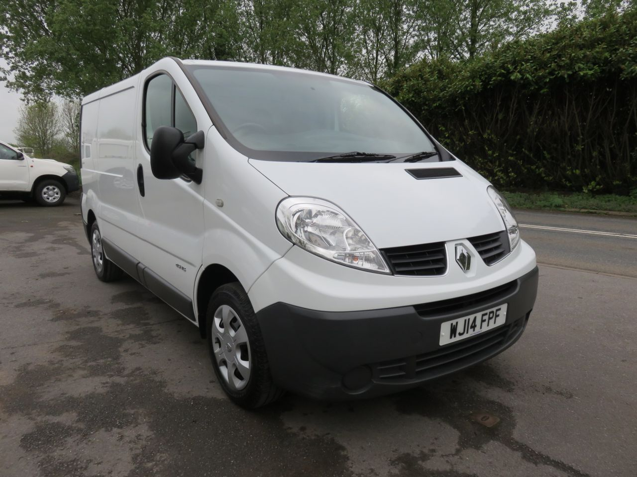 Used Renault Trafic Sl27 Dci For Sale In Exeter Devon