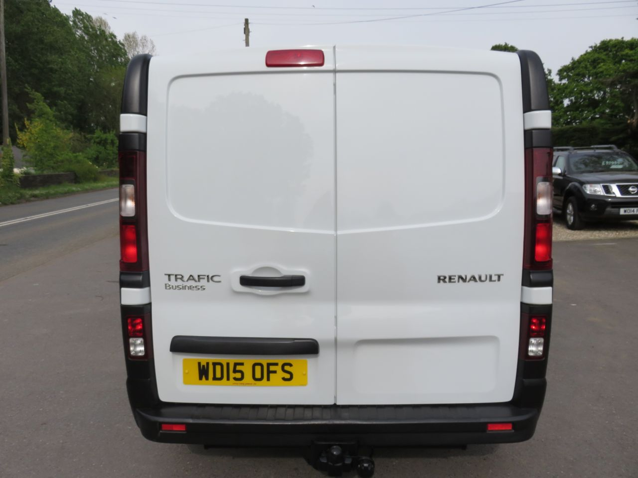 Used Renault Trafic Sl27 Business Dci For Sale In Exeter
