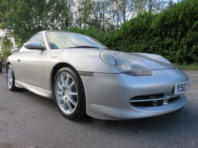 Used Porsche 911 Carrera 4 Tiptronic  Coupe Cars