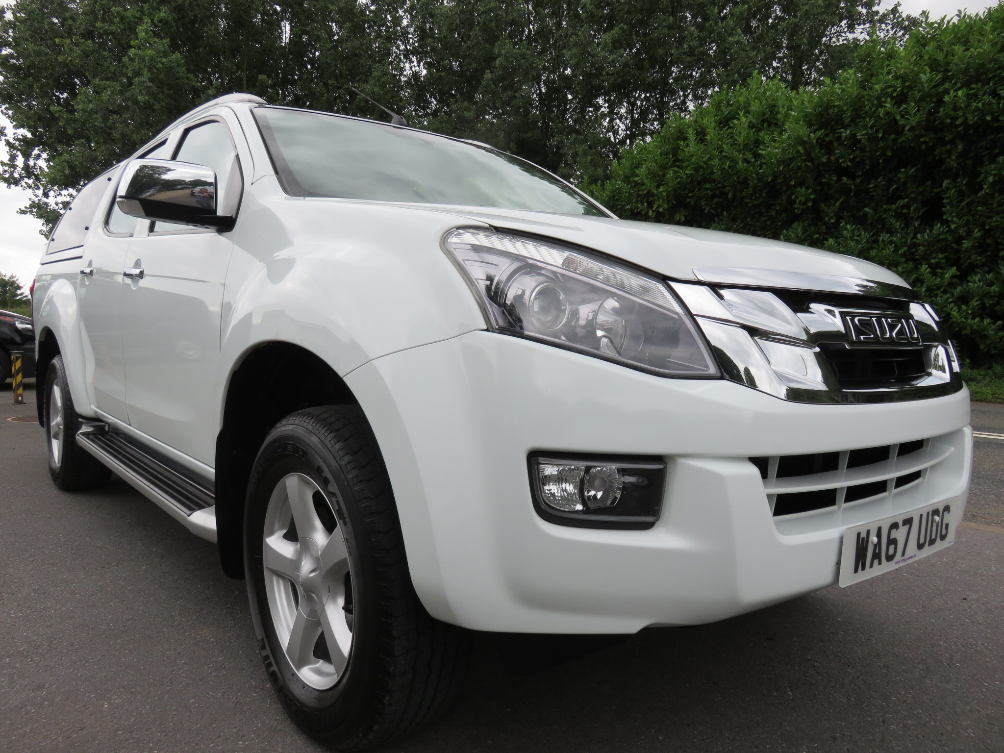 Used Isuzu D-Max Utah D/C Twin Turbo Pick Up Pick-Up 4x4 for sale in Exeter, Devon